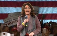 "Sarah Palin: Protesters engaged in ""petty, punk-a** little thuggery"""