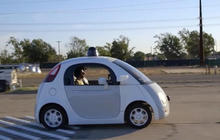 Self-driving car debate reaches Capitol Hill