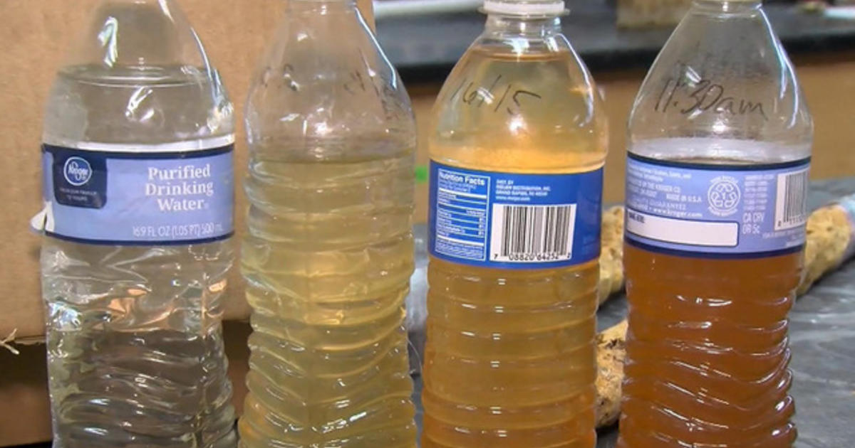 Report Finds Lead Contamination In Water Extends Well