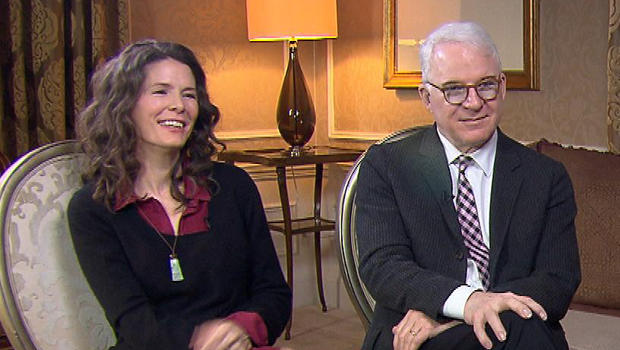 Steve Martin and Edie Brickell: Behind the scenes of