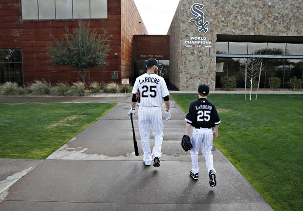 Adam LaRoche and 13 athletes who walked away early