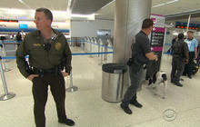 How safe are airports from terrorist attacks?