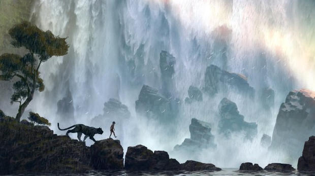 "Jaw-dropping cast photos from ""The Jungle Book"""