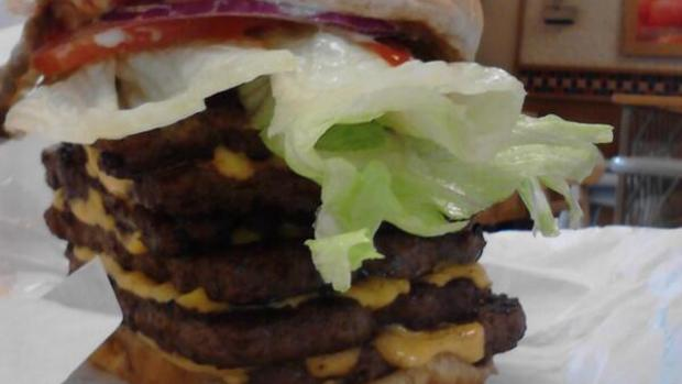 Secret menu items from fast food restaurants