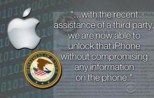DOJ drops case against Apple after hacking San Bernardino phone