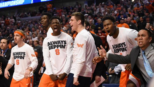 Syracuse Headed To NCAA Final Four After Beating Virginia