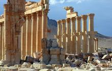 First look inside Palmyra after ISIS flees
