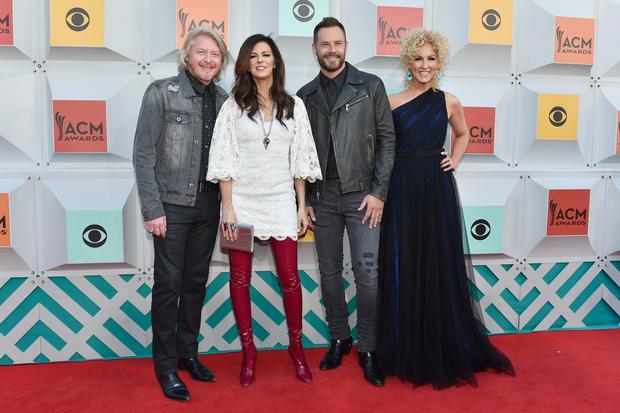 2016 ACM Awards red carpet