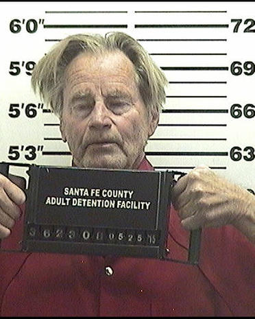 Sam Shepard - Celebrity mugshots - Pictures - CBS News