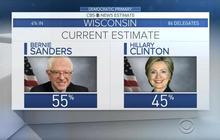 Bernie Sanders takes Wisconsin