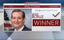 Ted Cruz wins Wisconsin primary