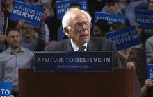 Sanders attacks Clinton as Democratic race narrows
