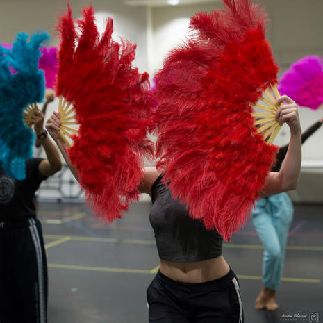 """Behind the scenes at Cirque du Soleil's """"Paramour"""""""