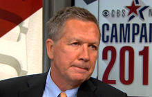 Kasich: I am the only one who can beat Clinton