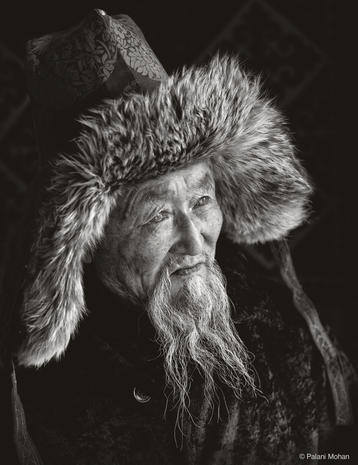 The golden eagle hunters of Mongolia