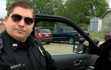 Watch: Police officer leaves body cam on, sings horribly