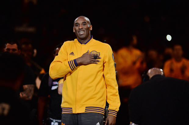 Kobe Bryant dead at 41: A life in pictures