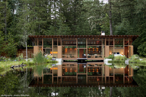 Architects' picks for 2016's 10 best American homes