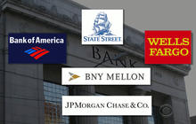 Bank regulators give failing grades to five of country's biggest banks