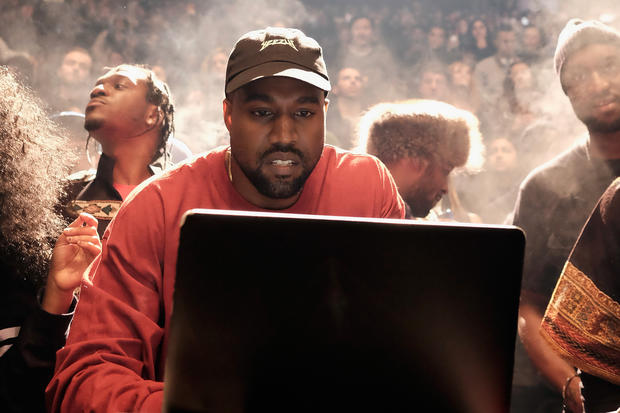 Kanye West's troubled year: A timeline