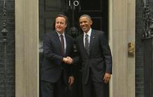 President Obama urges U.K. to remain in the EU