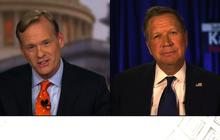 Kasich on his future running mate: You don't want to pick somebody out of a hat