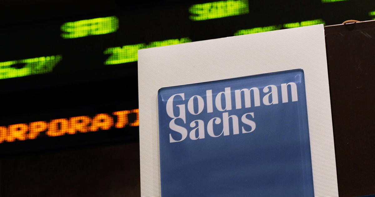 At Goldman Sachs, the future is half female when hiring