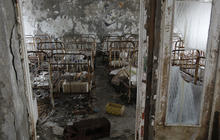 Chernobyl: Where time stands still