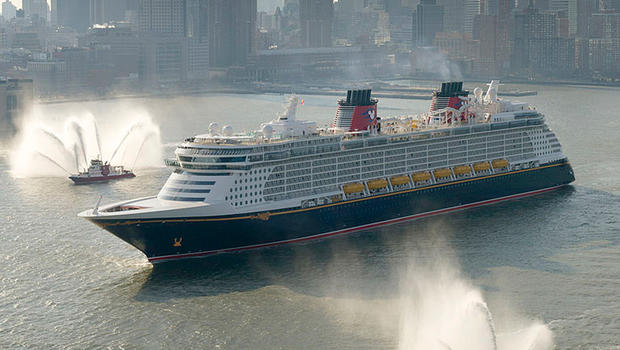 Disney Cruise Ship In Unlikely Rescue Off Cuba CBS News - Cruise ship rescue