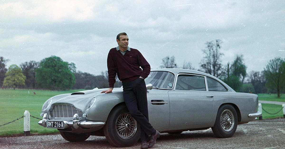 Aston Martin Ipo Maker Of James Bond S Favorite Sports Car To Put