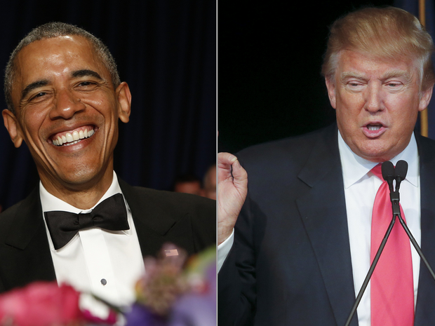 That time Obama roasted Donald Trump (and other WHCD zingers)