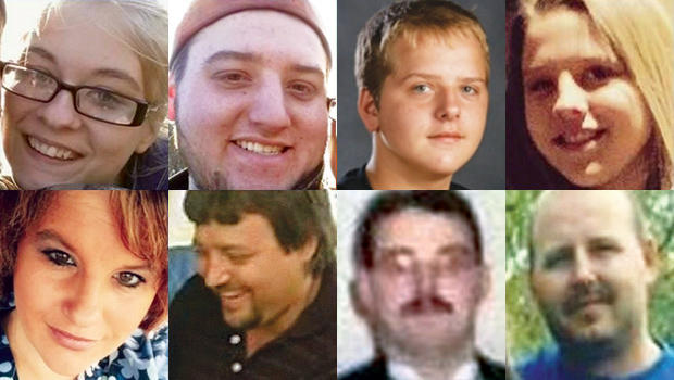 ​Ohio shooting victims