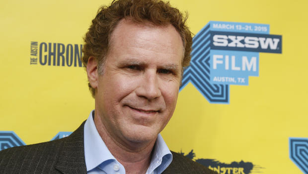 Actor Will Ferrell hospitalised after vehicle  crash