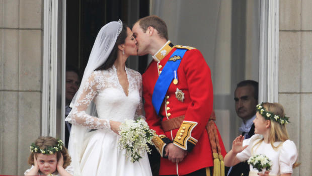 Will and Kate's royal wedding