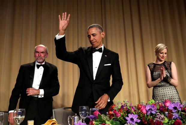 Inside the 2016 White House Correspondents' Dinner