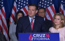 After Trump wins Indiana, Cruz drops out of race