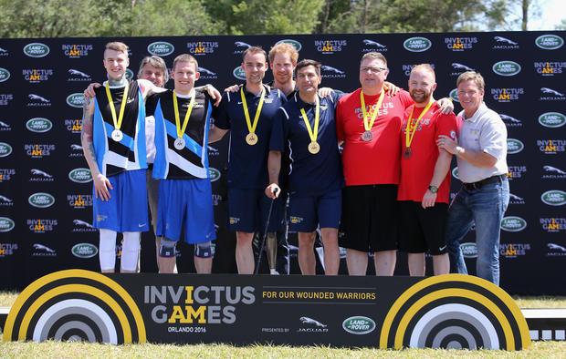 Invictus Games 2016