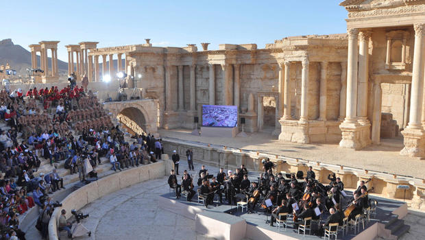as ceasefire ends isis advances on palmyra in syria