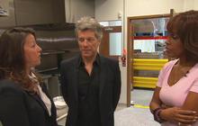Jon Bon Jovi and wife on Soul Kitchen farm and philanthropy