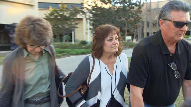 Jane Laut heads to court