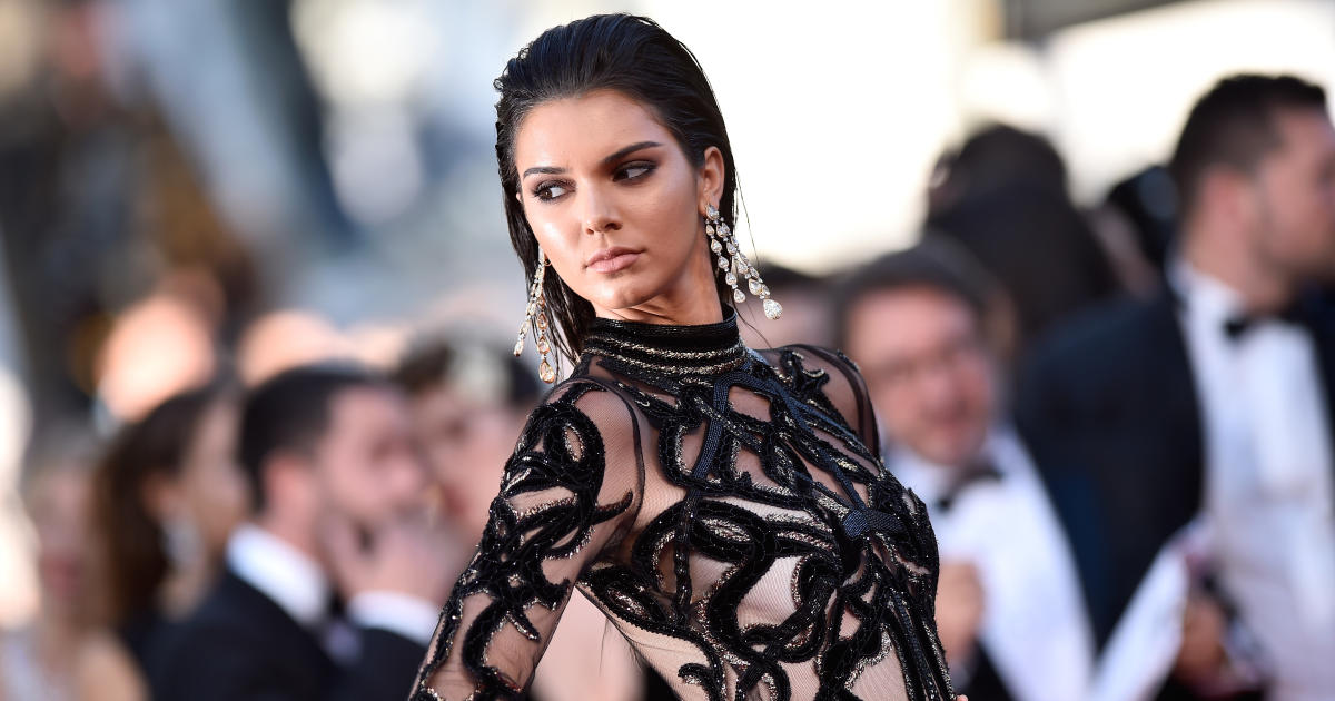 Kendall Jenner scores her first American Vogue cover