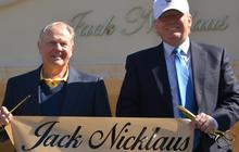 "Jack Nicklaus on Trump: ""He's turning America upside-down"""
