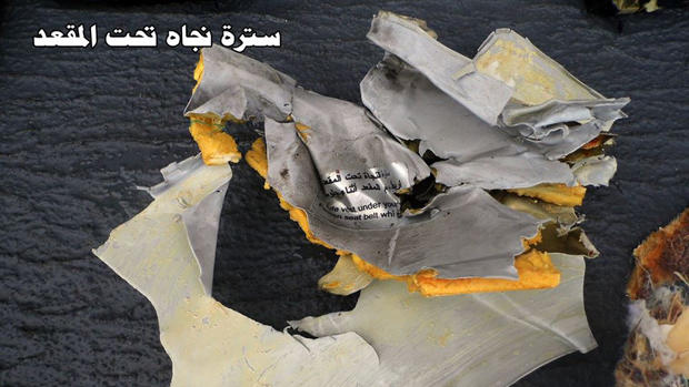 EgyptAir Flight 804 crash