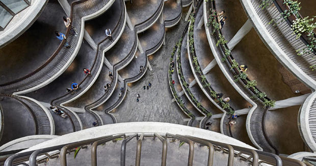 The extraordinary designs of Thomas Heatherwick
