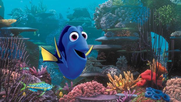 finding dory disability