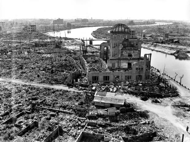 The atomic bombings of Hiroshima and Nagasaki
