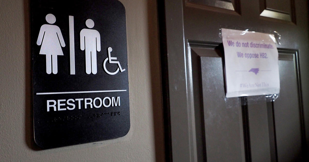 . Transgender bathroom debate likely headed to Supreme Court   CBS News