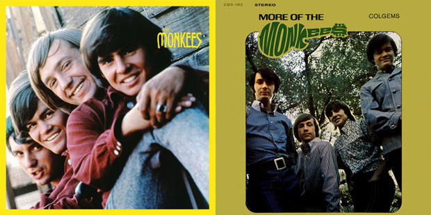 The Monkees - The Monkees - Pictures - CBS News