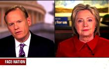 Web Extra: Hillary Clinton discusses the cooperation with her staffers in her email investigation