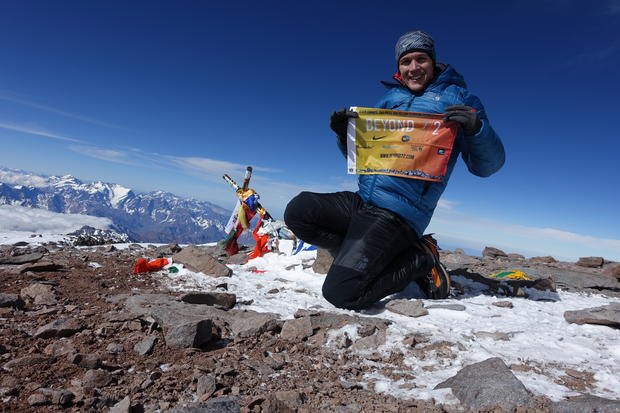 Beyond 7/2: A record-breaking summit challenge